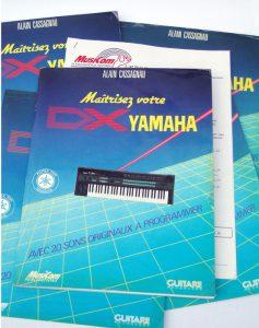 """Alain Cassagnau, """"Maîtrisez votre DX"""", Editions Musicom, Paris, 1985"""